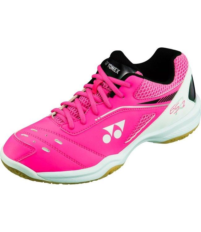 Yonex Power Cushion 65R2 (Pink) Women's Indoor Shoe