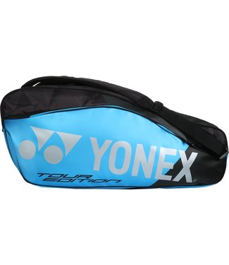 Yonex BAG9829EX Pro Racket Bag 9pcs  (Blue/Black)