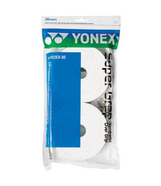 Yonex Super Grap White 30-Pack Overgrip