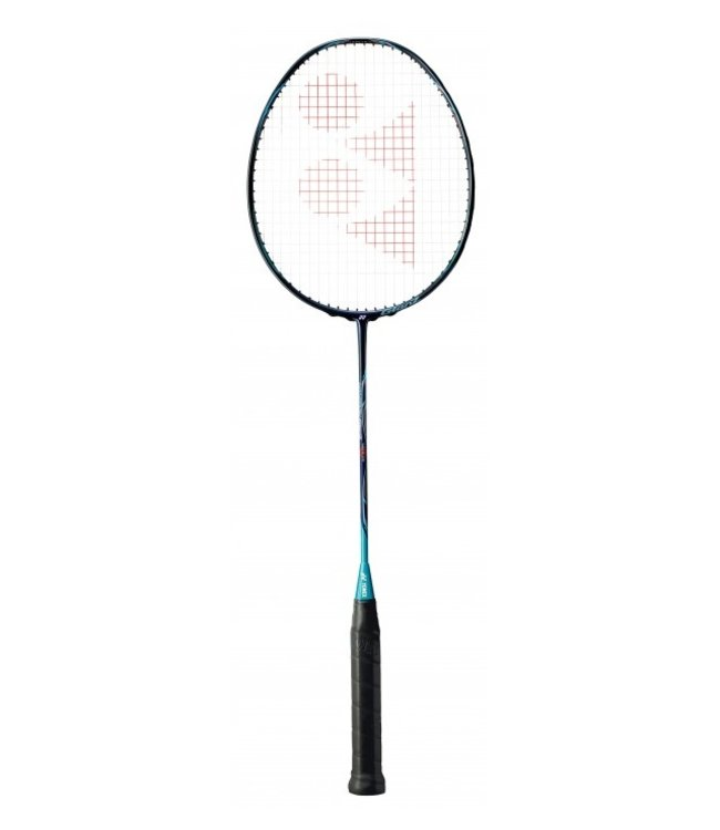 Yonex Nanoray Glan Z (Navy/Turquoise) Badminton Racket