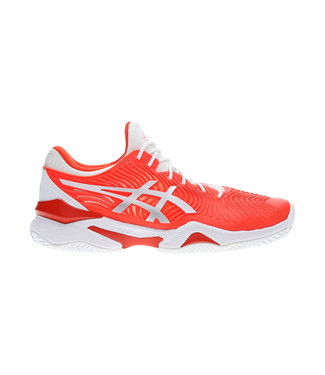 Asics Court FF Novak (Tomato/White) Men's Tennis Shoe