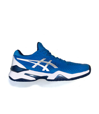 Asics Court FF Novak (Blue/White) Men's Tennis Shoe