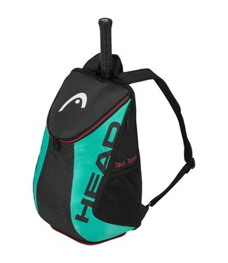 Head Tour Team Backpack (2020) Black/teal