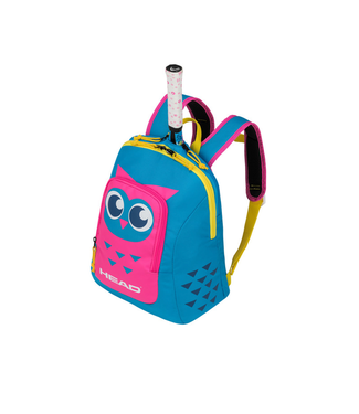 Head Kids backpack Blue/pink