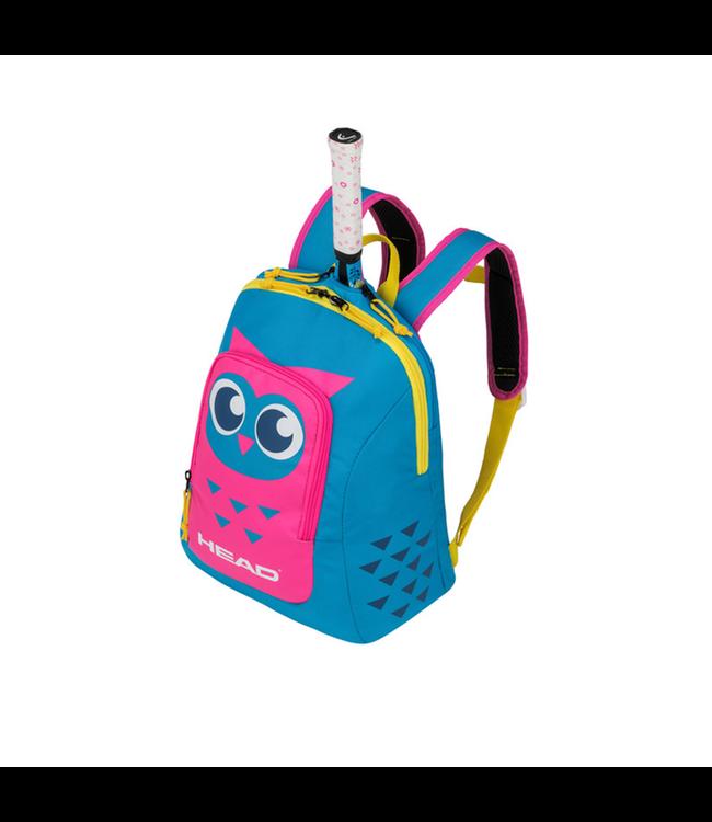 Head Kids backpack Blue/pink