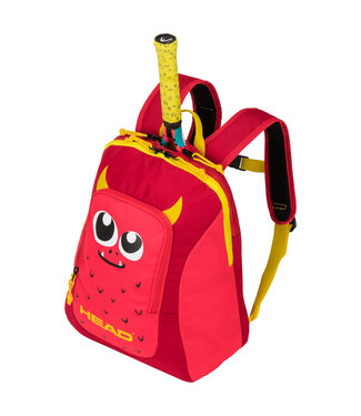 Head Kids Backpack Red/yellow