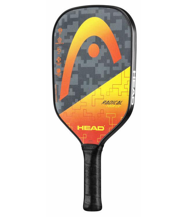 Head Radical Tour CO Pickleball Paddle Orange (2020)
