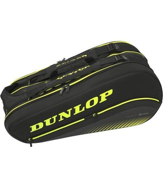 Dunlop SX Performance 8 Racket Bag (Blk/Ylw)
