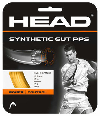 Head PPS Synthetic Gut 16 Gold Tennis String