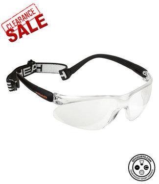 Head Impulse Safety Eyeguard