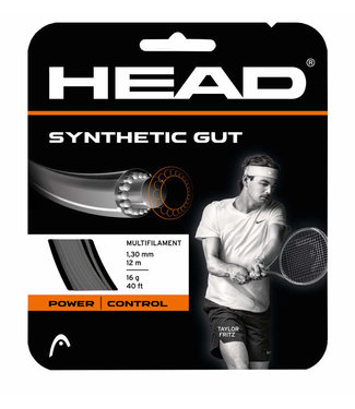 Head Synthetic Gut 16G White- Multifilament