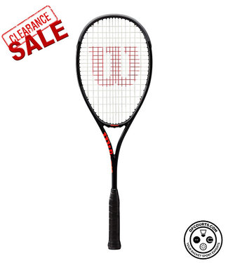 Wilson Pro Staff CV Squash Racket Black @ Lowest Price