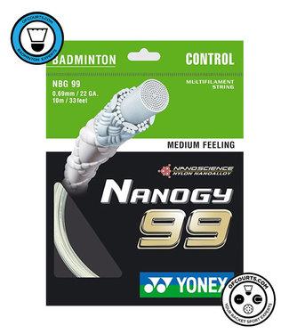 Yonex Nanogy 99 Badminton String