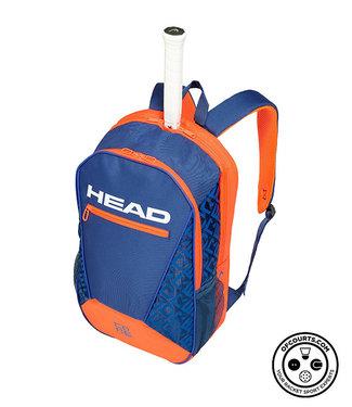 Head Core Backpack (Blue/Orange)