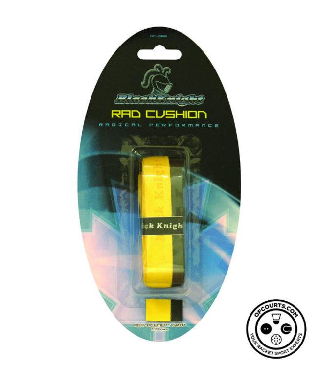 Black Knight Rad Cushion Replacement Grip - Yellow