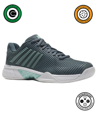 K-Swiss Hypercourt Express 2 HB Women's Tennis Shoes - Stormy Weather/Icy Morn
