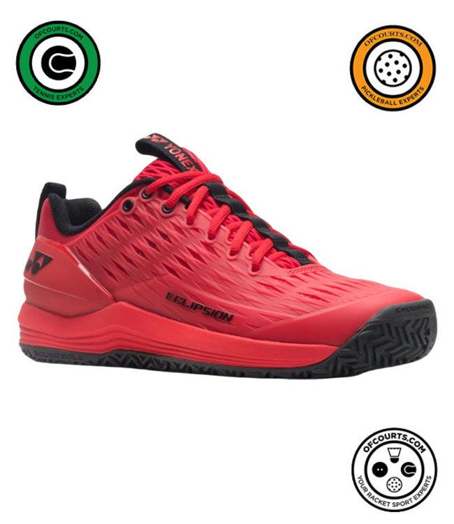 Yonex Eclipsion 3 Red Men's Tennis Shoes