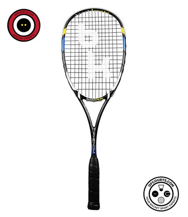 Black Knight Hex Phenom Squash Racquet