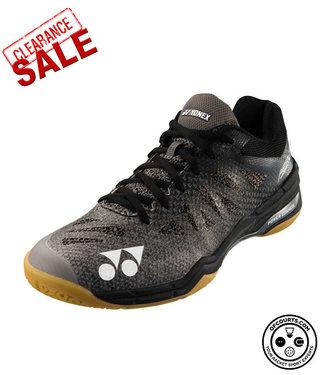 Yonex Power Cushion Aerus 3R Black Court Shoes @ Lowest Price