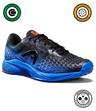 Head Revolt Pro 3.0 Men's Tennis Shoe Royal Blue