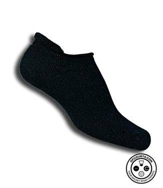 Thorlo Tennis Sock Rolltop BLK Medium