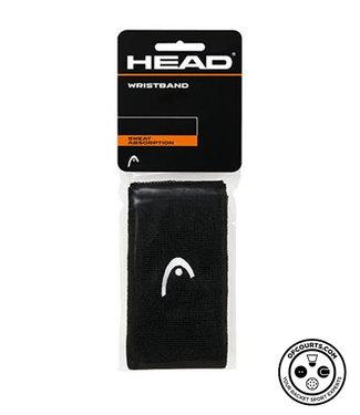 """Head 5"""" Black Wristband (2-Pack)"""
