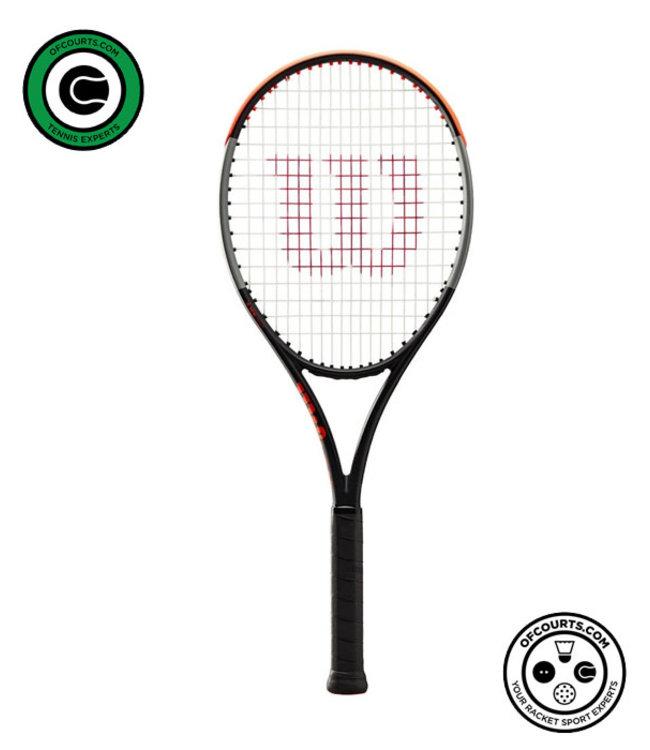Wilson Burn 100S v4 Tennis Racket