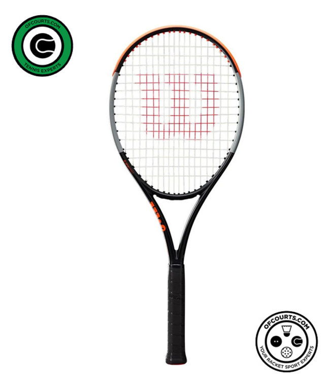 Wilson Burn 100LS v4 Tennis Racket