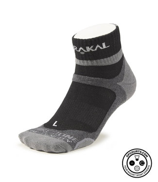 Karakal X4 Ankle Socks Grey xl