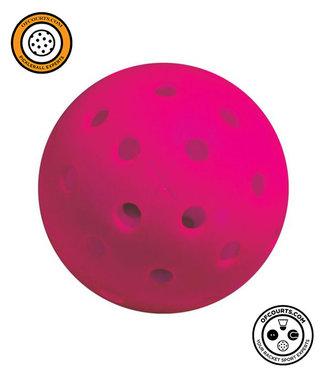 Franklin Pickleball X-40 Outdoor Single (Pink)