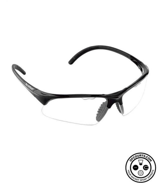 Tecnifibre Absolute Squash Black Eyeguard