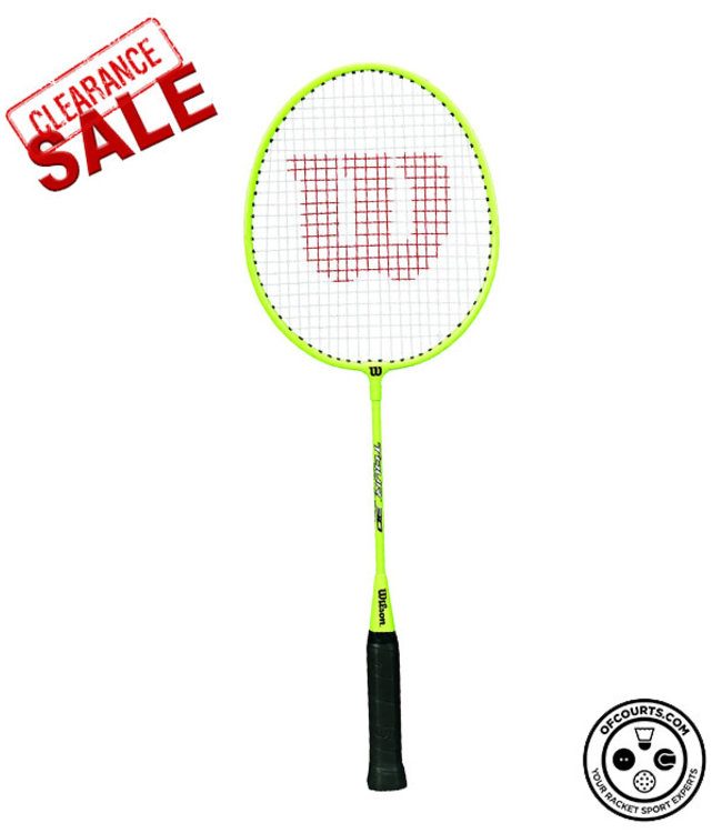 Wilson Tour 30 Junior Badminton Racket @ Lowest Price