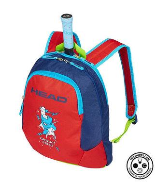 Head Kids Backpack (Red/Navy)