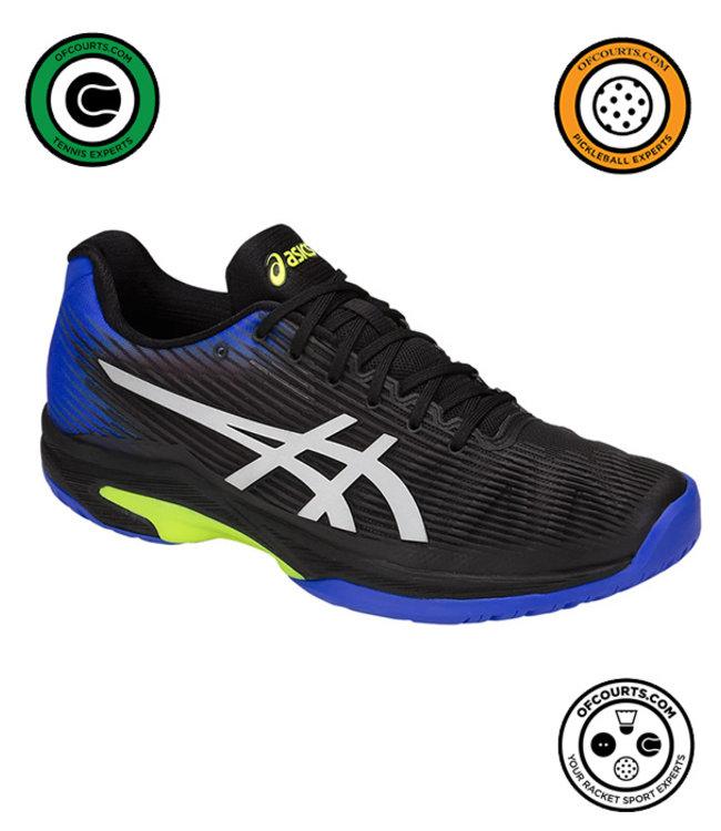 Asics Solution Speed FF Men's Shoe (Black/Illusion Blue)