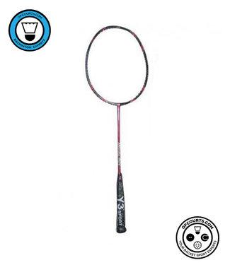 Y3 Classic 7 Badminton Racket