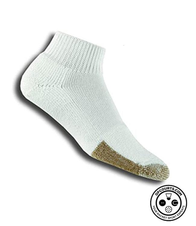Thorlo Mini Crew Tennis Socks (White)