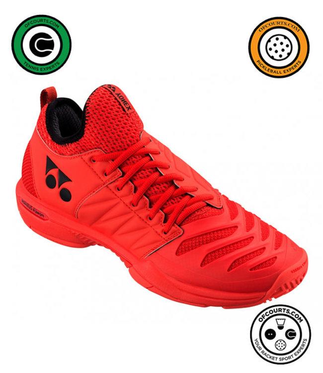 Yonex PC Fusion Rev 3 (Red) Tennis Shoe