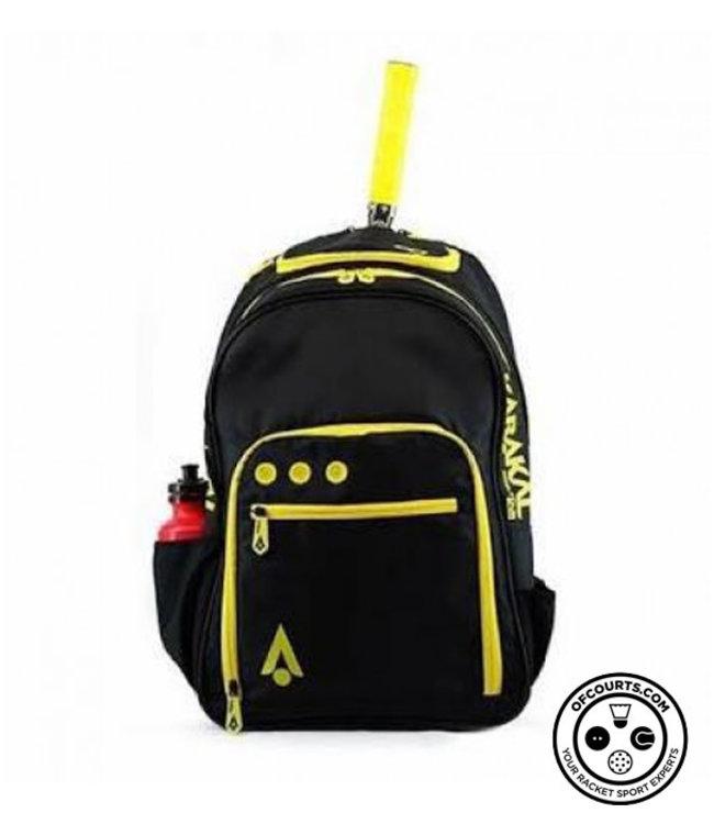 Karakal Pro Tour SLAM Backpack Blk Yell