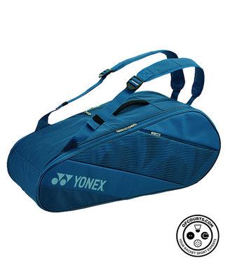 Yonex 82026EX 6 Piece Racket Bag [Peacock Blue]