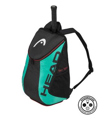 Head Tour Team Backpack (2020) Black/teal