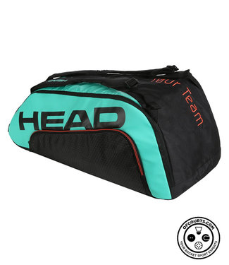 Head Tour Team 9R Supercombi (2020) Black/teal
