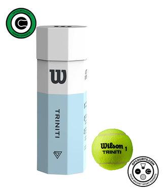 Wilson Triniti 3-Tube Tennis Ball