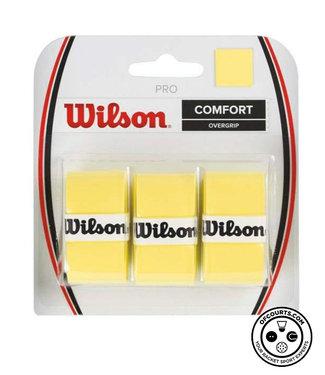 Wilson Pro Overgrip Yellow