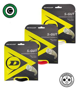 Dunlop Synthetic Gut Tennis String (16g)