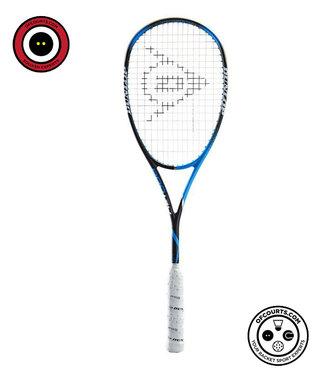 Dunlop Precision Pro 130 Hyperfibre+ Squash Racket