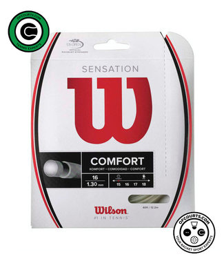 Wilson Sensation 16 Tennis String