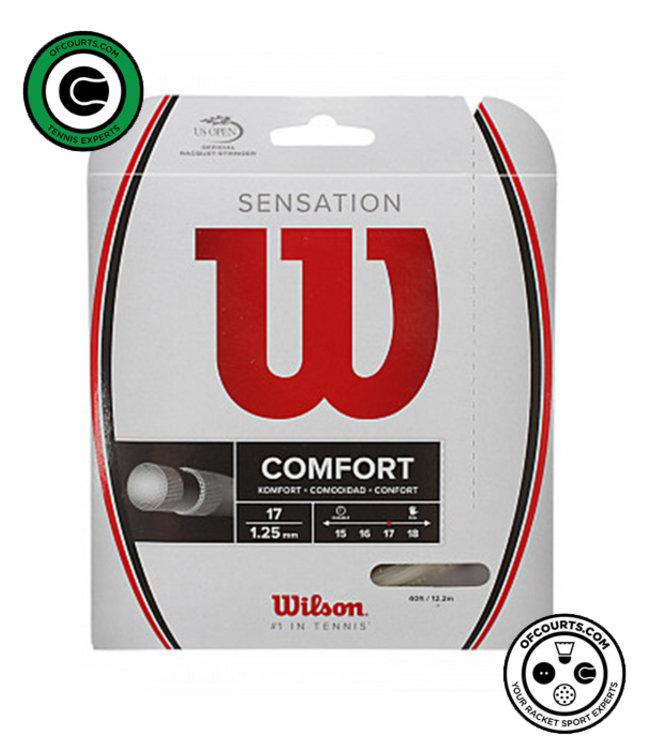 Wilson Sensation 17 Tennis String