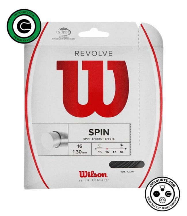 Wilson Revolve 16 Grey Tennis String