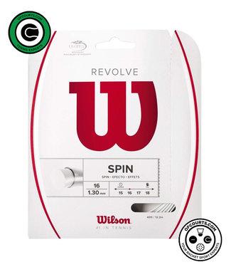 Wilson Revolve 16 White Tennis String