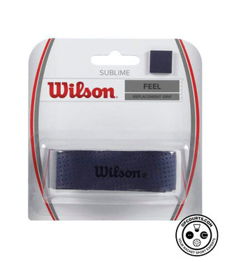 Wilson Sublime Navy Replacement Grip